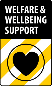 Welfare and wellbeing support